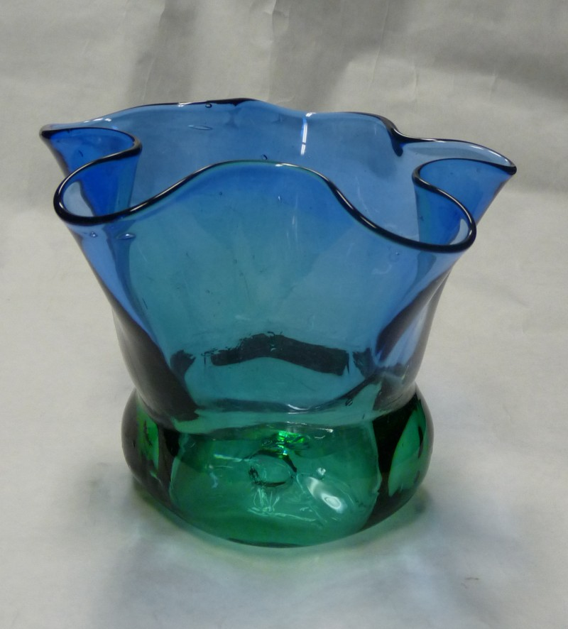 Glassblower.Info - Combo Glassblowing Mold - Beautiful Flower series - Front