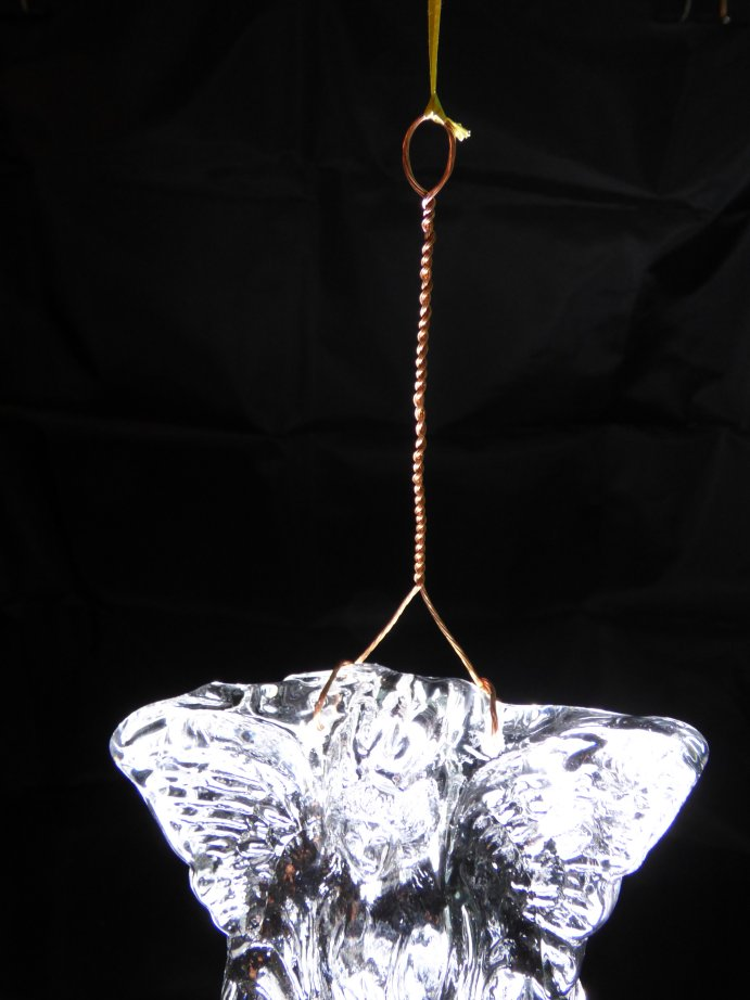 Glassblower.Info - Glass Christmas Angels by Tony Patti #6