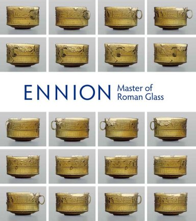 Glassblower.Info Amazon book Ennion: Master of Roman Glass (Metropolitan Museum of Art) by Christopher Lightfoot (Author), Zrinka Buljevic (Contributor), Yael Israeli (Contributor), M. T. Wypyski (Contributor), Karol Wight  (Contributor) ISBN 0300208771