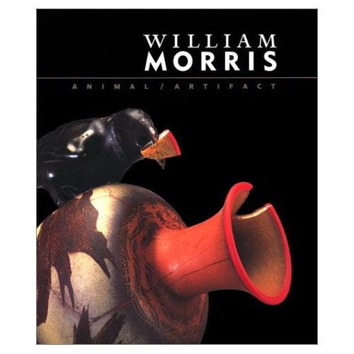Glassblower.Info Amazon book William Morris: Animal/Artifact by James Yood, Tina Oldknow ISBN 0789207036