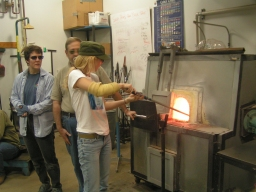Glassblower.Info Glassblowing Furnace