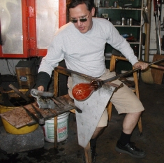 Glassblower.Info Glassblowing Glassblower Gaffer