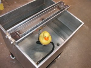 Glassblower.Info Glassblowing Pipe Cooler