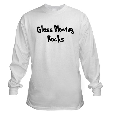 Glassblower.Info - Glassblowing T-Shirt tshirt